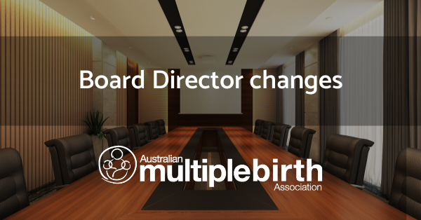 Board Director changes 2020.04