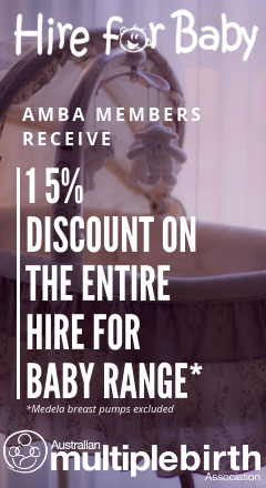 HIRE FOR BABY website ad