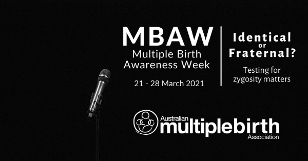 Multiple Birth Awareness Week 2021